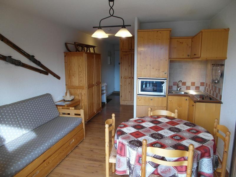 Appartement, salon, cuisne